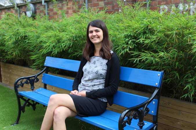 Joanna Pickets, Programme Manager and Head of Enrichment