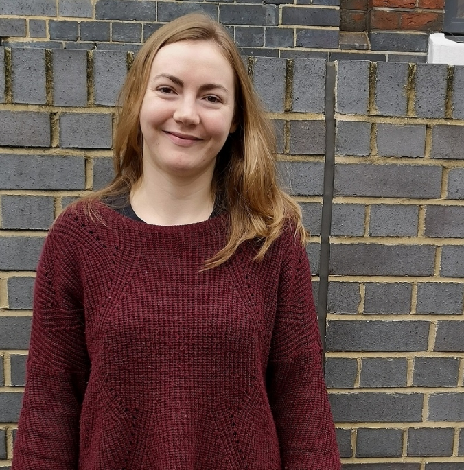 Freya Rowland, Programme Manager and Head of Curriculum
