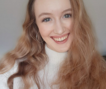 Sophie Kitson, Programme and Systems Coordinator