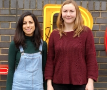 Team Up welcomes new Programme Managers